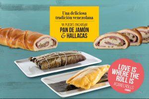 Hallacas y Pan de Jamón, celebra la tradicional Navidad venezolana
